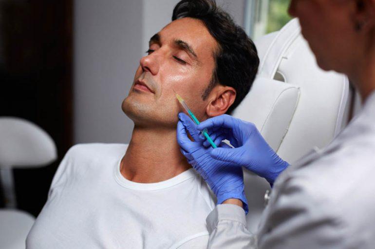 Les hommes et la chirurgie esthétique