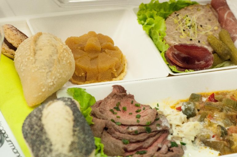 Healthy food : n'oubliez pas le déjeuner !