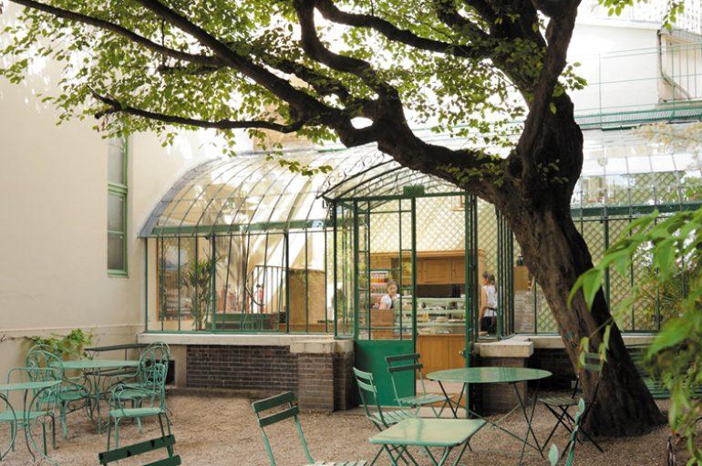 Top 5 des salons de thé à Paris