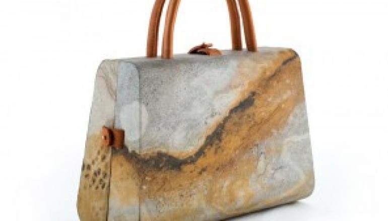 Un matériau original pour mon sac à main !