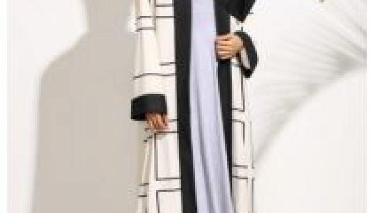 Optez pour une abaya moderne et élégante, qui fera de vous une véritable princesse
