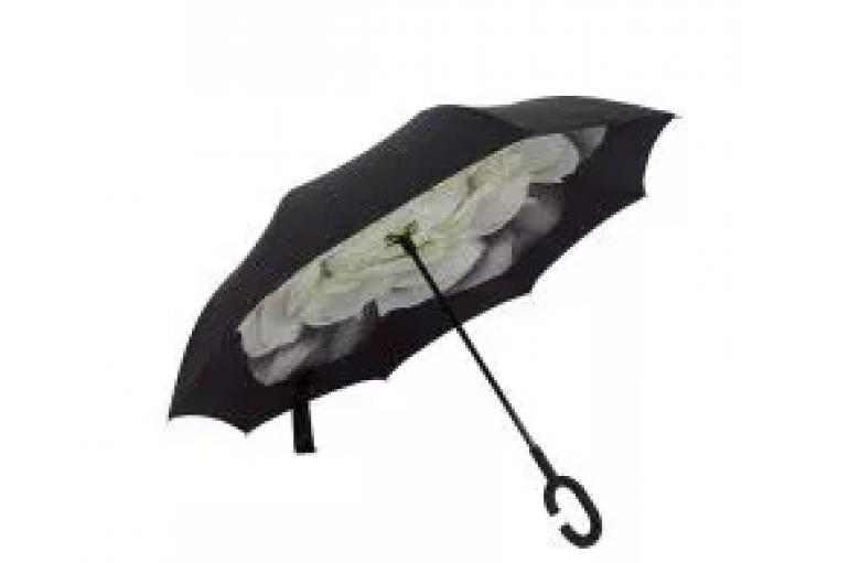 Besoin d'un parapluie? Optez pour le parapluie inversé