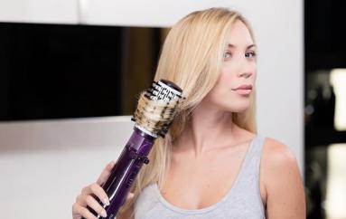 La brosse soufflante, votre nouvel outil pour une coiffure impeccable